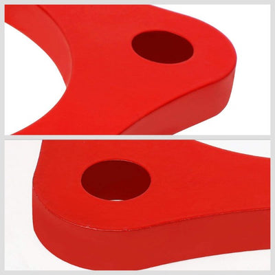 "1/2"" Front Red Strut Top Mount Leveling Lift Kit Spacer For 04-17 Ford F-150-Suspension-BuildFastCar"