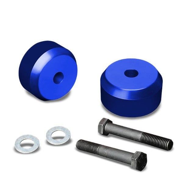 "1.5"" F Blue Coil Spring Mount Leveling Lift Kit Spacer For 05-18 F250/F350 SD-Suspension-BuildFastCar"