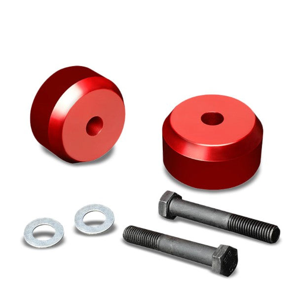 "1.5"" Front Red Coil Spring Mount Leveling Lift Kit Spacer For 05-18 F250/F350 SD-Suspension-BuildFastCar"