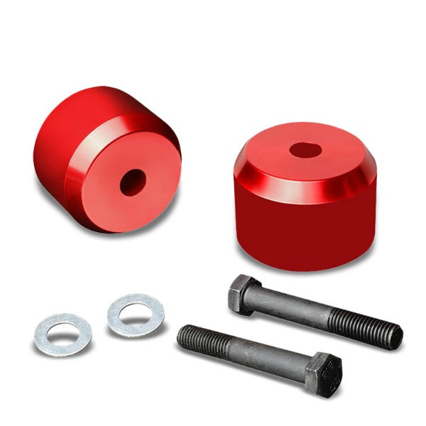 "2"" Front Red Coil Spring Mount Leveling Lift Kit Spacer For 05-18 F250/F350 SD-Suspension-BuildFastCar"