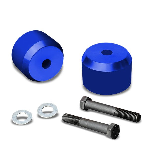 "2.5"" F Blue Coil Spring Mount Leveling Lift Kit Spacer For 05-18 F250/F350 SD-Suspension-BuildFastCar"
