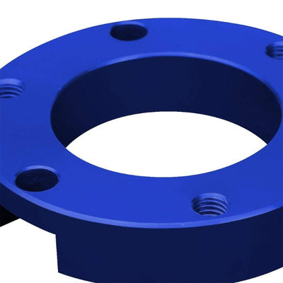 "2"" Front Blue Strut Top Mount Leveling Lift Kit Spacer For 05-18 Toyota Tacoma-Suspension-BuildFastCar"