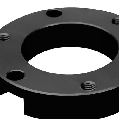 "2.5"" F Black Strut Top Mount Leveling Lift Kit Spacer For 05-18 Toyota Tacoma-Suspension-BuildFastCar"
