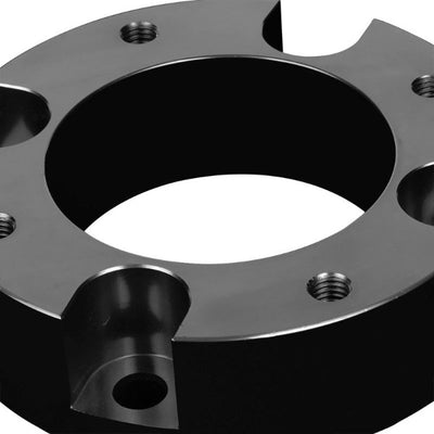 "3"" Front Black Strut Top Mount Leveling Lift Kit Spacer For 07-18 Toyota Tundra-Suspension-BuildFastCar"