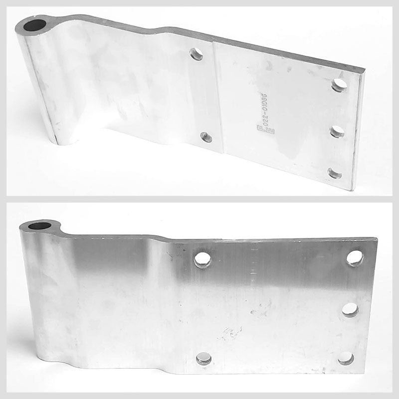 Fleet Engineers FLT022-01086 Stoughton Style Five Hole Aluminum Trailer Hinge-Truck & Trailer Parts-BuildFastCar