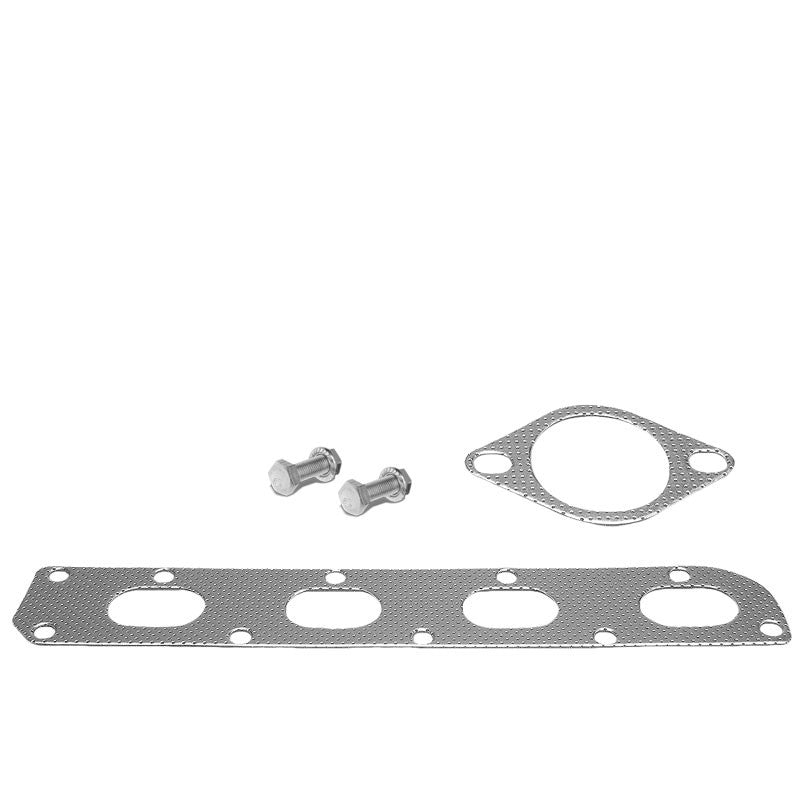 BFC Aluminum Graphite Exhaust Gasket Replacement For 05-07 Chevrolet Cobalt-Exhaust Systems-BuildFastCar-BFC-12-1020