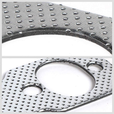BFC Aluminum Graphite Exhaust Gasket Replacement For 89-95 Chevrolet C1500/C2500-Exhaust Systems-BuildFastCar-BFC-12-1061