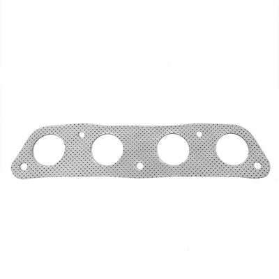 BFC Aluminum Graphite Exhaust Gasket Replacement For 09-13 Toyota Corolla 1.8L