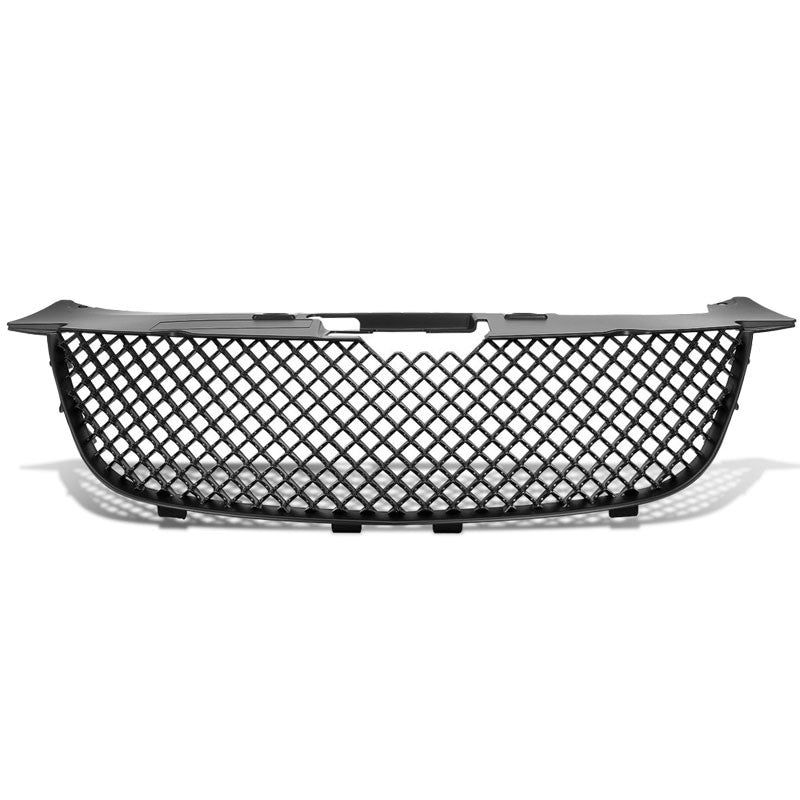 Black Diamond Mesh Style Replacement Front Grille For 07-10 Sebring DOHC/SOHC-Exterior-BuildFastCar