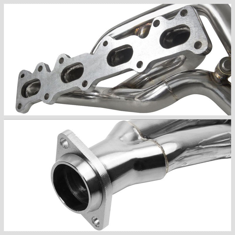 Stainless Steel Exhaust Header Manifold For 94-96 Mercedes-Benz C220/97-02 C230-Performance-BuildFastCar