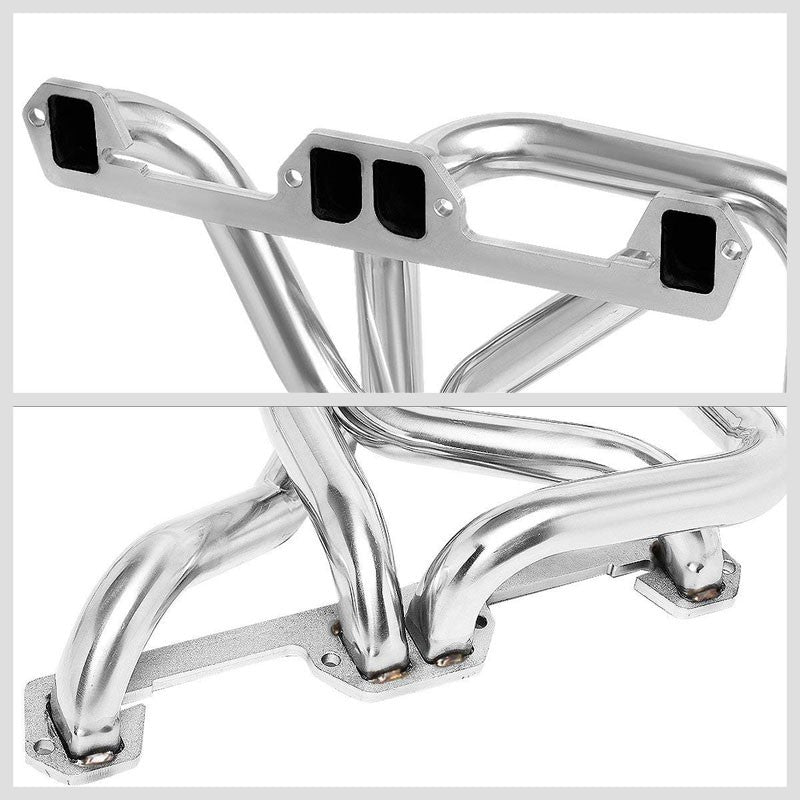 Stainless Steel Exhaust Long Tube Header Manifold for 72-74 Dodge D/W-Series V8-Performance-BuildFastCar