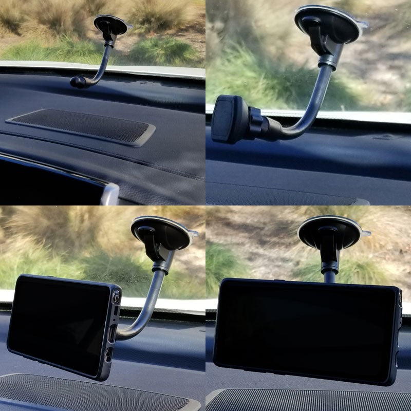 Magnetic Suction Windshield TYA T2 Car Mount Holder Cradle For Mobile Cell Phone-Accessories-BuildFastCar