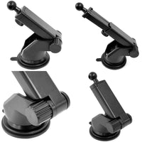 Grip On Suction Dashboard Windshield TYA Car Mount Holder Stand For Mobile Phone-Accessories-BuildFastCar