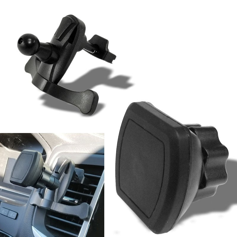 Magnetic ClipOn Air Vent TYA E3 Car Mount Holder For Universal Mobile Cell Phone-Accessories-BuildFastCar