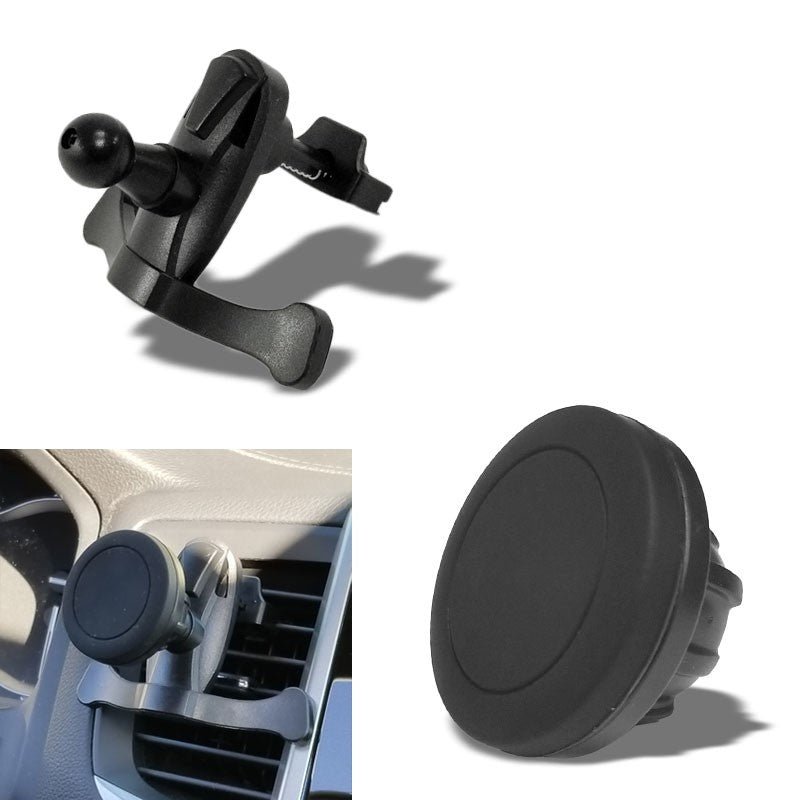 Magnetic Clip Air Vent TYA E4 Car Mount Holder For Universal Smartphone Mobile-Accessories-BuildFastCar