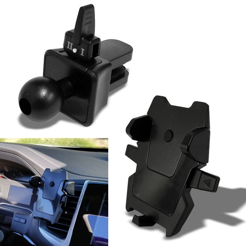 Grip Clip Air Vent TYA F1 Car Mount Holder Stand For Smartphone Mobile Cell Phone-Accessories-BuildFastCar