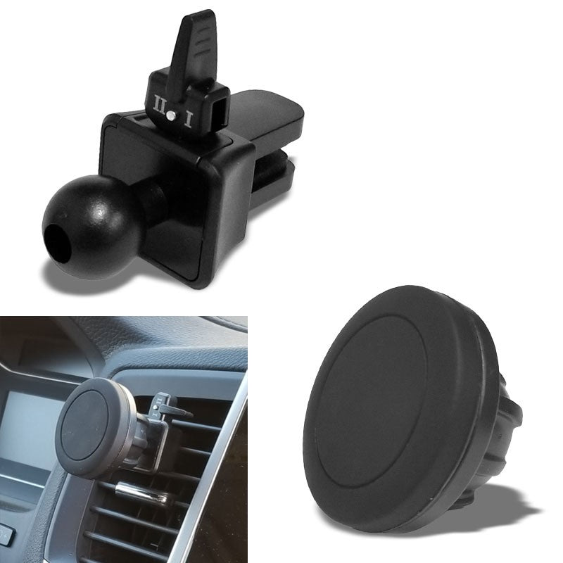Magnetic Clip Air Vent TYA F4 Car Mount Holder For Universal Smartphone Mobile-Accessories-BuildFastCar