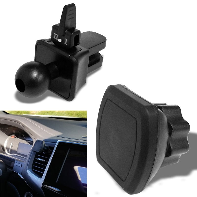 360 Magnetic Air Vent TYA G3 Car Mount Holder Cradle For Smartphone Mobile Phone-Accessories-BuildFastCar