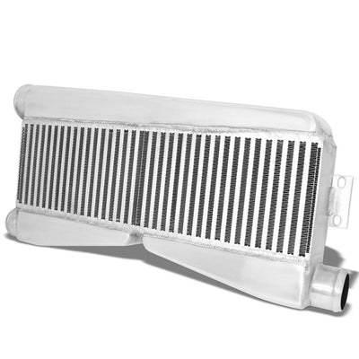 "Silver Aluminum Bar & Plate 28.00"" W Intercooler For 99-06 Chevrolet Silverado-Cooling Systems-BuildFastCar-BFC-INTCOOL-BPTY2-SL"