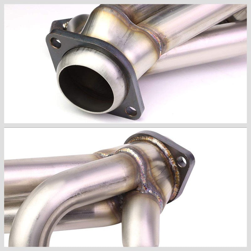 Stainless Steel Exhaust Shorty Header Manifold For Ford 79