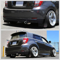 "3"" Slant Roll Muffler Tip Exhaust Catback System For 08-14 Scion xD Base 1.8L-Performance-BuildFastCar"