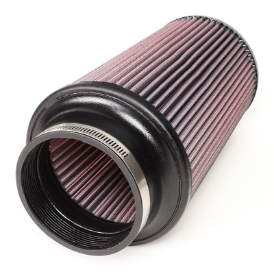 "K&N ClampOn 3.5"" Inlet Round Tapered Cone RU-3130 Cotton Gauze Air Intake Filter-Filter-BuildFastCar"