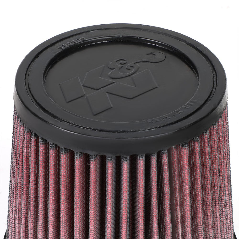 "K&N ClampOn 2.75"" Inlet Round Tapered Cone RU4960 Cotton Gauze Air Intake Filter-Filter-BuildFastCar"