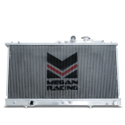Megan Racing OE Style 2-Row Aluminum Radiator For 00-05 Eclipse 3.0L V6 MT