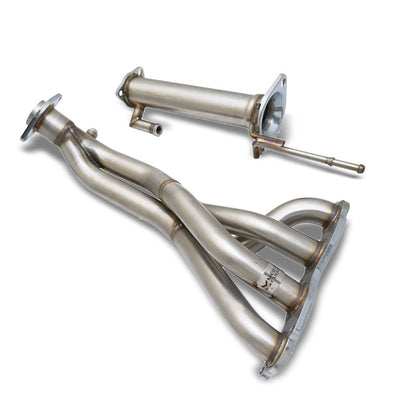 Megan Stainless Exhaust Header Manifold VER.2 For 06-11 Civic Si FA 2.0L 2DR/4DR