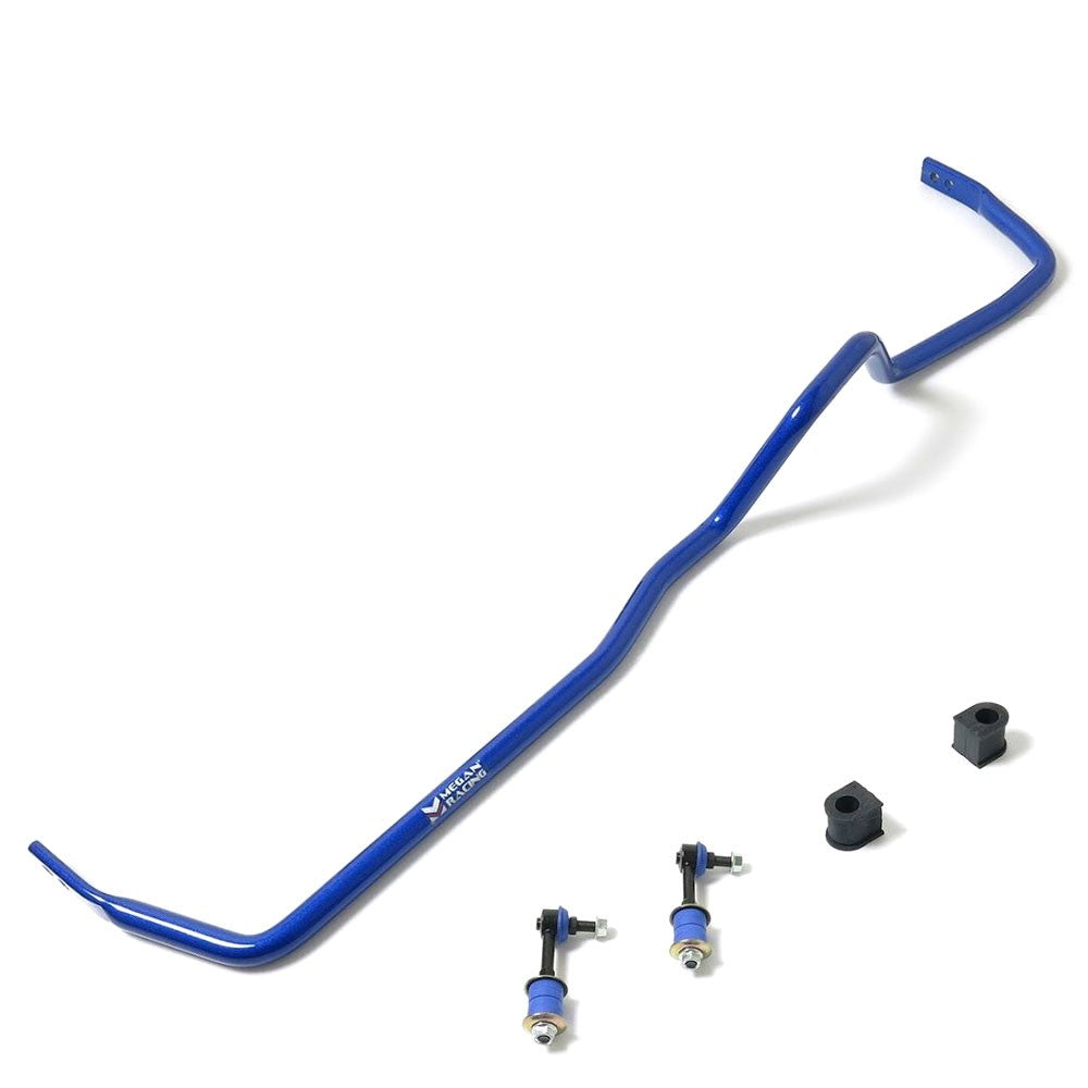 Megan Racing Blue Steel Rear Adjustable Sway Bar For 89-94 Nissan 240SX S13-Suspension Arms-BuildFastCar