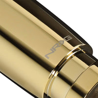 "NRG HK-700CG Round AC 4.875"" Length Chrome Gold Emergency Hand Brake Handle Grip-Shifter Components-BuildFastCar"