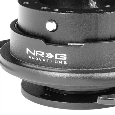 NRG Gen 3.0 Steering Wheel Quick Release Carbon Fiber Lever Handle SRK-650-CF-Steering Wheels & Accessories-BuildFastCar