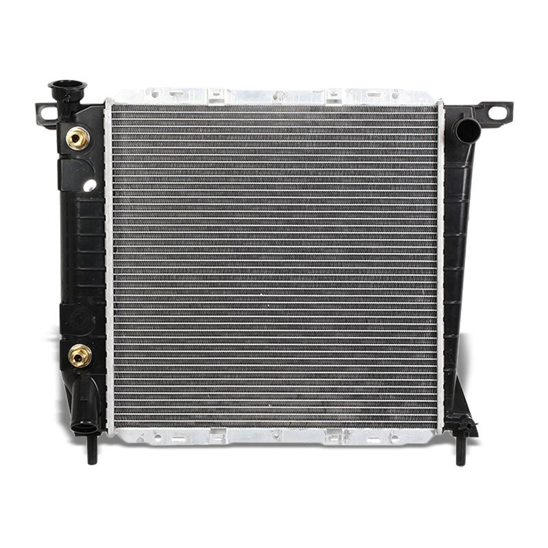 1-Row OE Style Direct Replacement Aluminum Radiator For 85-90 Ford Bronco II-Cooling Systems-BuildFastCar-BFC-RADOE-1061
