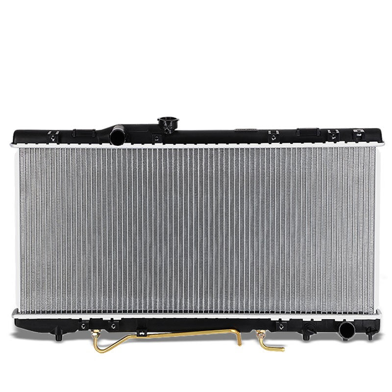 1-Row OE Style Direct Replacement Aluminum Radiator For 90-93 Toyota Celica-Cooling Systems-BuildFastCar-BFC-RADOE-1174
