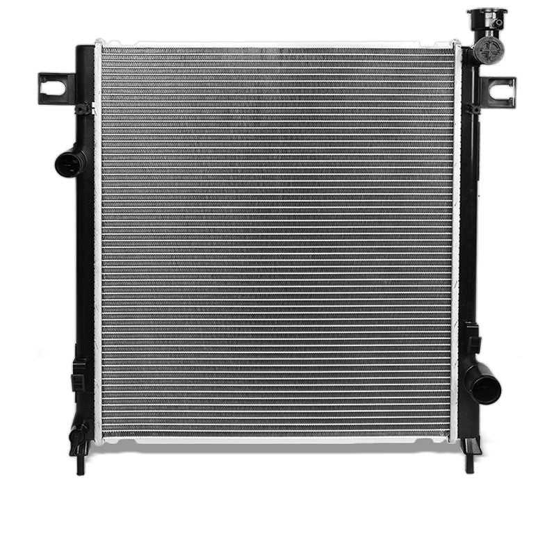 Lightweight OE Style Aluminum Core Radiator For 08-13 Jeep Liberty AT/MT-Performance-BuildFastCar