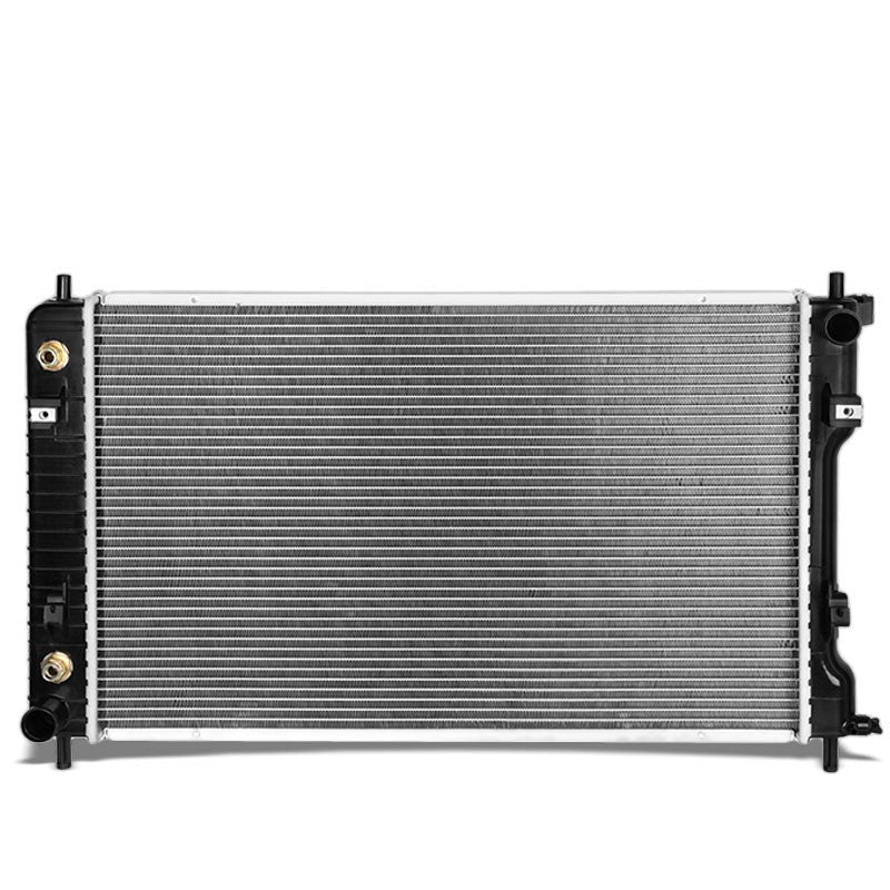 1-Row OE Direct Replacement Aluminum Radiator For 10-17 GMC Terrain 2.4 3.0 3.6-Cooling Systems-BuildFastCar-BFC-RADOE-13103
