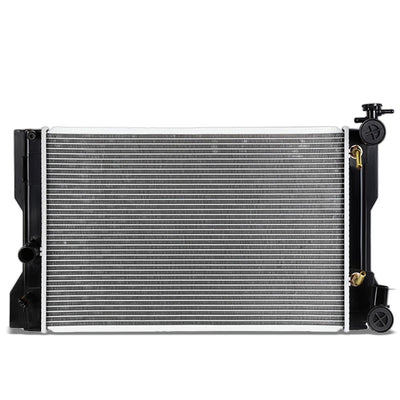 1-Row OE Style Direct Replacement Aluminum Radiator For 09-17 Toyota Corolla-Cooling Systems-BuildFastCar-BFC-RADOE-13106