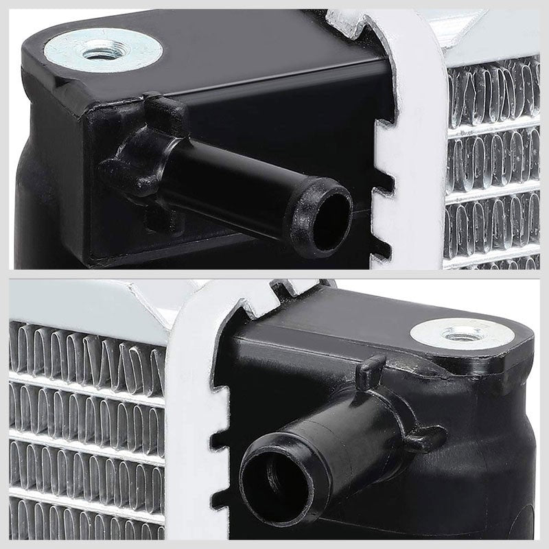 1-Row OE Style Direct Replacement Aluminum Radiator For 11-15 RAM 2500 2.7L-Cooling Systems-BuildFastCar-BFC-RADOE-13129