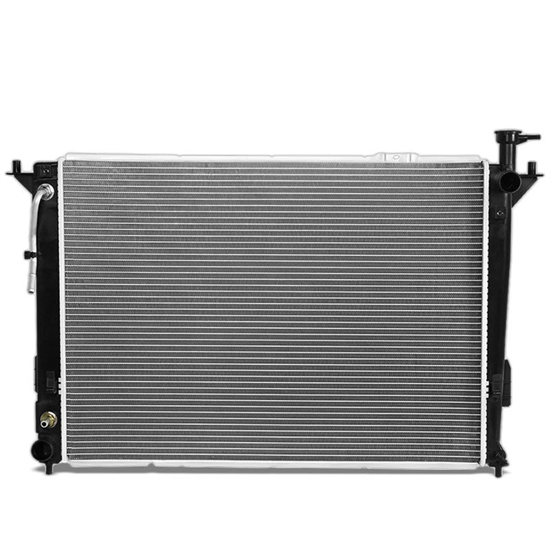 1-Row OE Style Direct Replacement Aluminum Radiator For 10-18 Hyundai Santa Fe-Cooling Systems-BuildFastCar-BFC-RADOE-13194