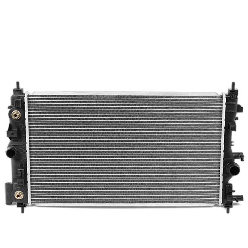 1Row OE Style Direct Replacement Aluminum Radiator For 11-16 Chevy Cruze 1.4 1.8-Cooling Systems-BuildFastCar-BFC-RADOE-13197