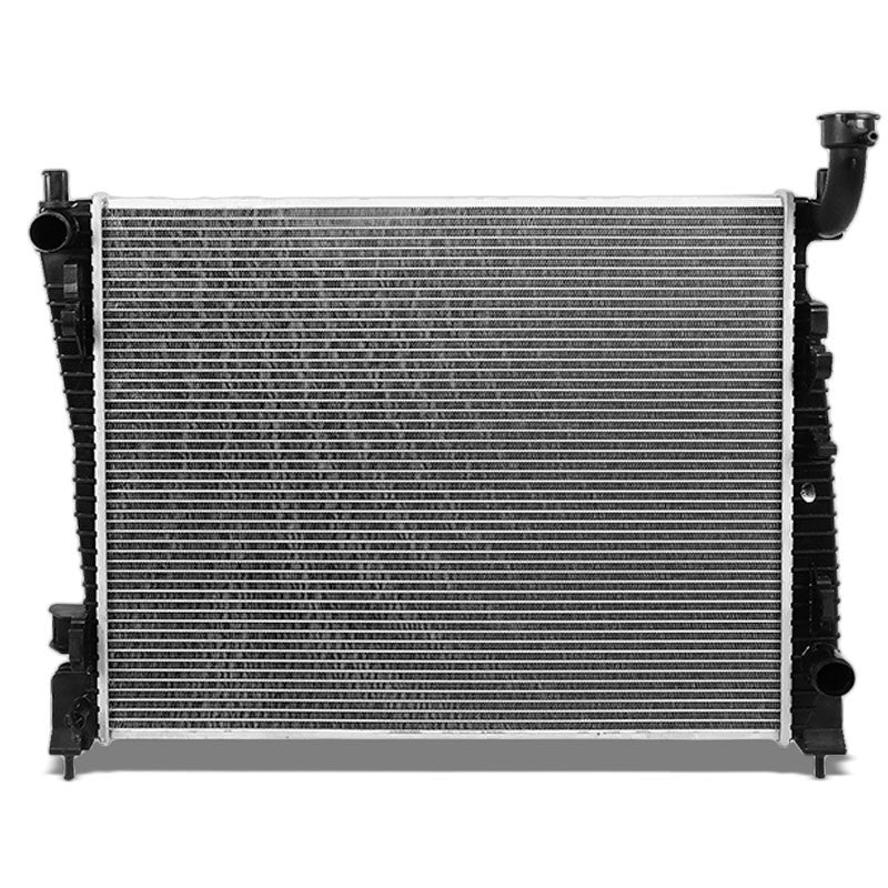 1Row OE Style Direct Replacement Aluminum Radiator For 11-18 Jeep Grand Cherokee-Cooling Systems-BuildFastCar-BFC-RADOE-13200