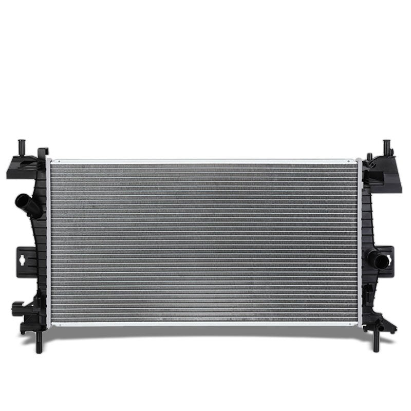 1-Row OE Style Direct Replacement Aluminum Radiator For 12-18 Ford Focus 2.0L-Cooling Systems-BuildFastCar-BFC-RADOE-13219