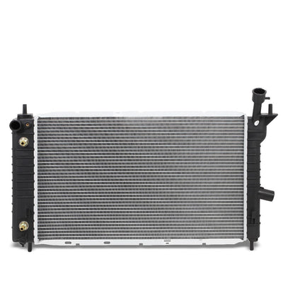 OE Style Aluminum Core Replacement Cooling Radiator For 92-94 Ford Tempo 2.3/3.0