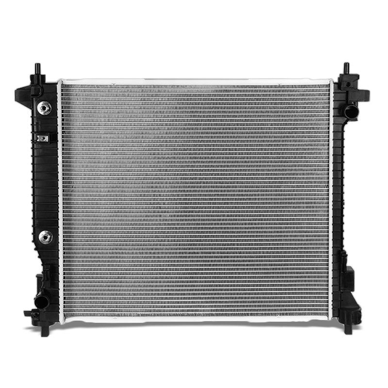 1-Row OE Style Direct Replacement Aluminum Radiator For 10-11 Cadillac SRX 3.0L-Cooling Systems-BuildFastCar-BFC-RADOE-13241