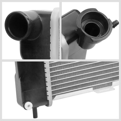 OE Style Aluminum Core Cooling Radiator For 93-97 Jeep Grand Cherokee 5.2L