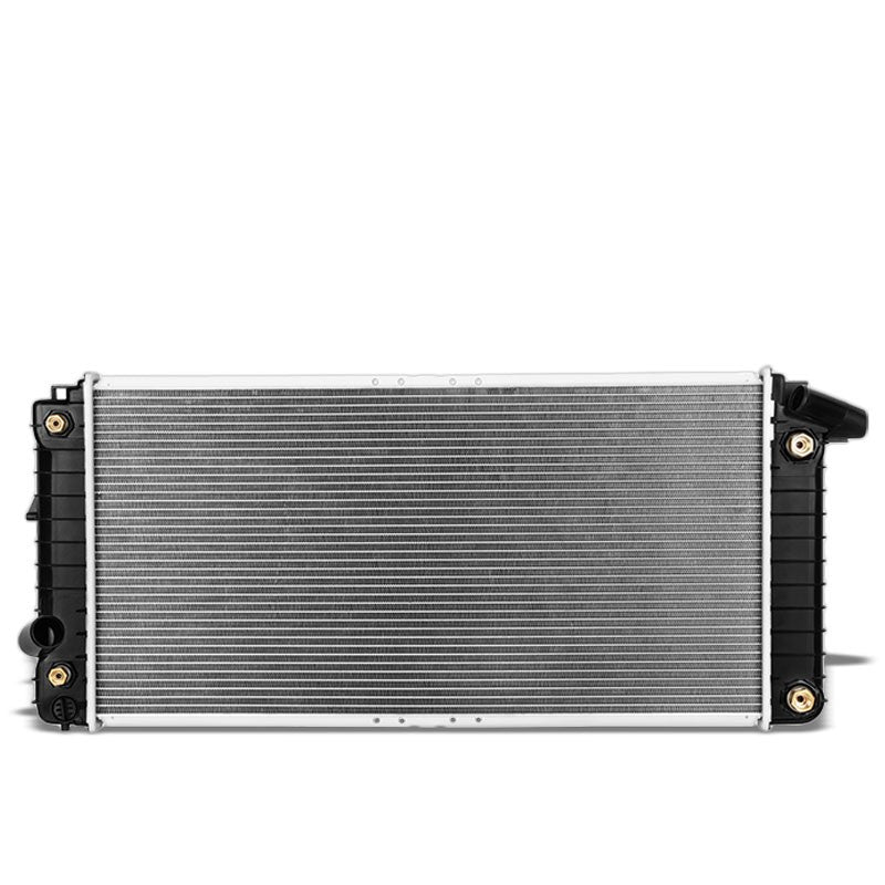 1-Row OE Style Direct Replacement Aluminum Radiator For 94-99 Cadillac DeVille-Cooling Systems-BuildFastCar-BFC-RADOE-1482