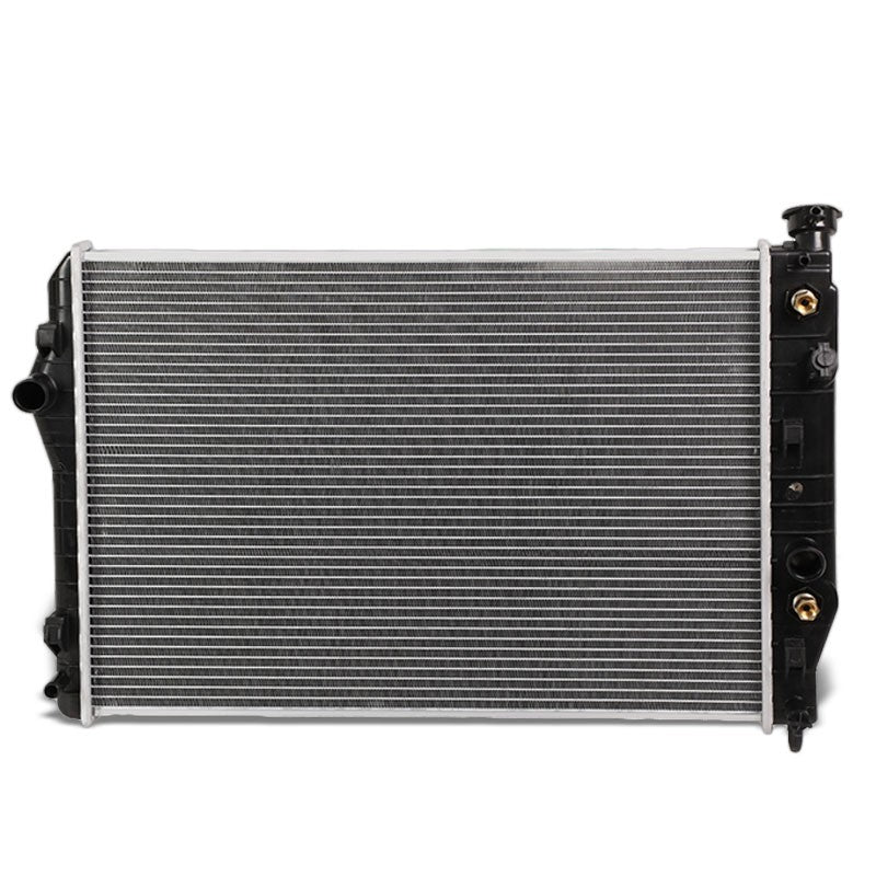 1-Row OE Style Direct Replacement Aluminum Radiator For 93-02 Camaro/Firebird-Cooling Systems-BuildFastCar-BFC-RADOE-1486