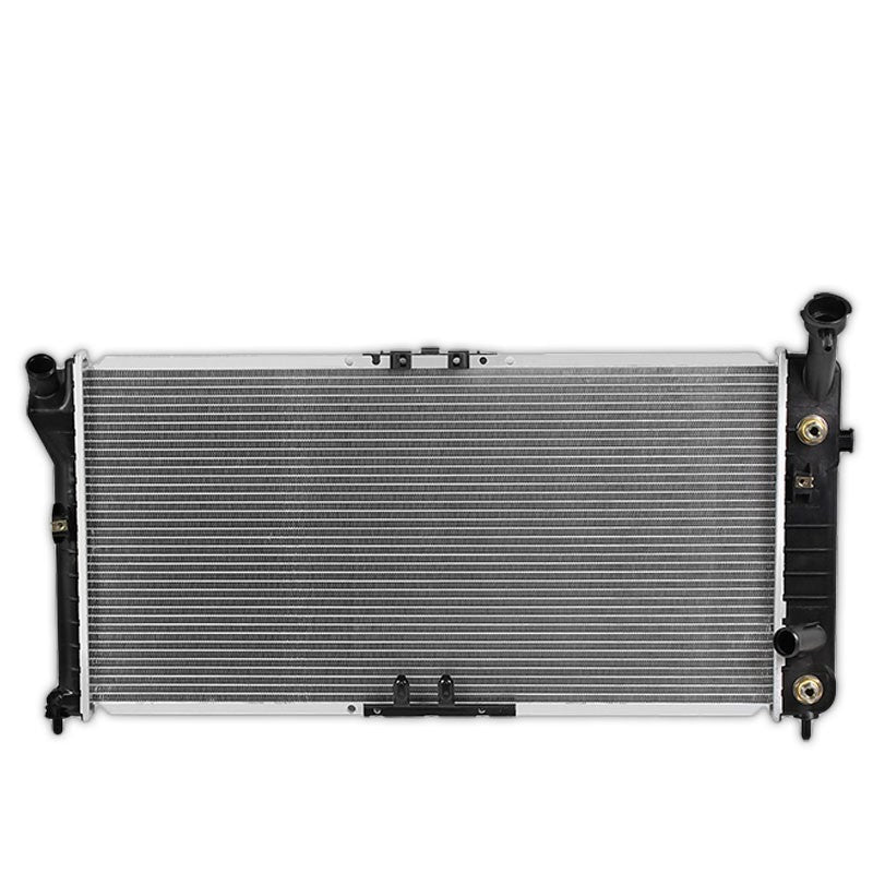 1-Row OE Style Direct Replacement Aluminum Radiator For 94-95 Chevrolet Lumina-Cooling Systems-BuildFastCar-BFC-RADOE-1518
