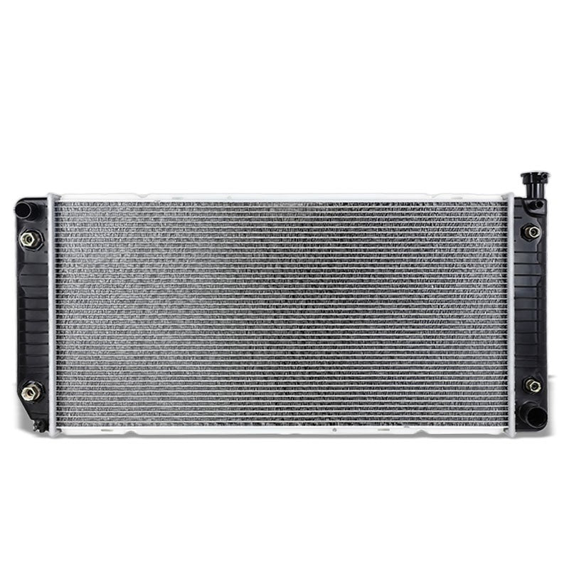High Flow OE Style Aluminum Core Radiator For 94-00 GMC Yukon-Performance-BuildFastCar