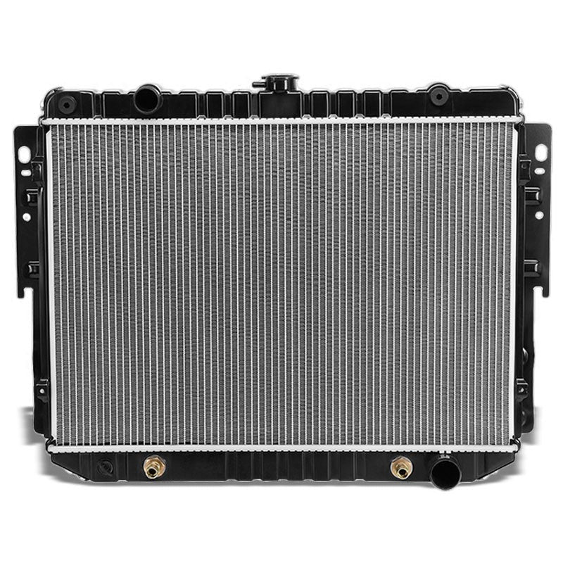 1Row OE Direct Replacement Aluminum Radiator For 84-94 Dodge B150 B250 B350-Cooling Systems-BuildFastCar-BFC-RADOE-1707